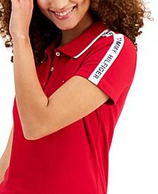 Logo-Trim Polo Shirt