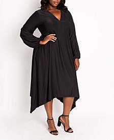 Women's Plus Izzy Empire Dress