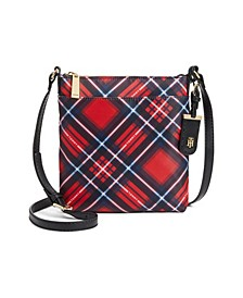 Julia Plaid Crossbody