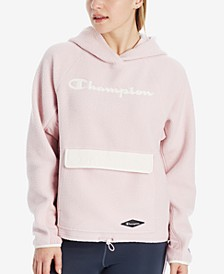 Women's Colorblocked Fleece Hoodie