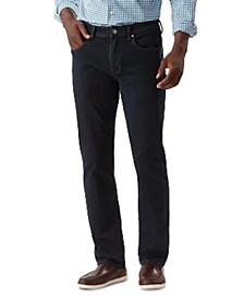 Men's Boracay Vintage-Fit Stretch Jeans