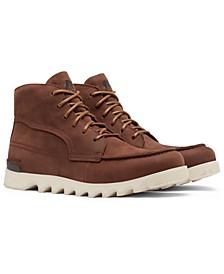 Men's Kezar Moc-Toe Boots