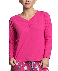 Long Sleeve Pajama T-Shirt