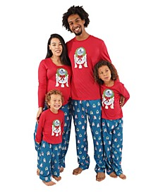 R2-D2 Holiday Wreath Matching Family Pajama Collection