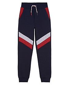Toddler Boys Anthony Mesh Pieced Sweatpant