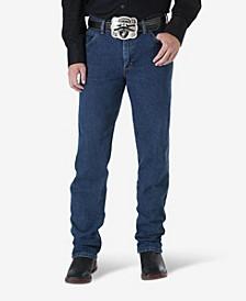 Men's Premium Performance Advanced Comfort Cowboy Cut Regular Fit Jeans