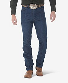 Men's Cowboy Cut Slim Fit Straight Leg Jeans