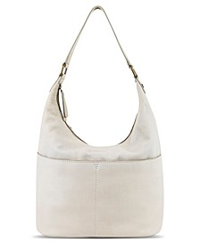 Carrie Leather Hobo