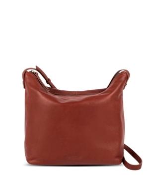 Dayton Leather Crossbody