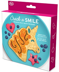 Crack A Smile Unicorn Breakfast Mold