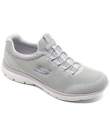 Women's Summits - Cool Classic Athletic Walking Sneakers from Finish Line