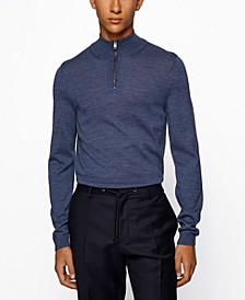 BOSS Men's Banello-P Slim-Fit Sweater