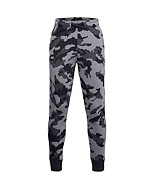 Big Boys Rival Fleece Printed Joggers