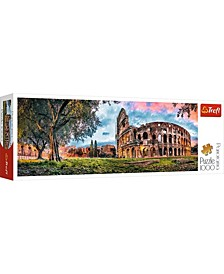 Panorama Jigsaw Puzzle Colosseum at Dawn, 1000 Piece