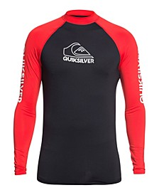 Men's On Tour Long Sleeve Rashguard