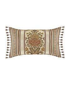 """Juliette Boudoir Decorative Throw Pillow, 13"""" x 22"""""""