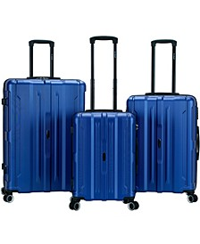 Seattle 3pc Hardside Luggage Set