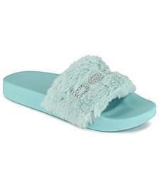 Furiosa Women's Fluffy Slide Sandals