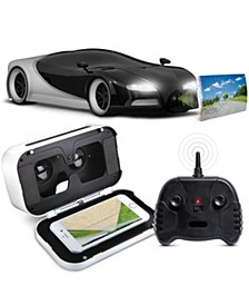 Toy RC Car Italia Racer 1:16 with Virtual Reality Smartphone Viewer