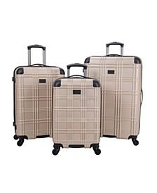 Nottingham 3-Pc. Lightweight Hardside Travel Luggage Set
