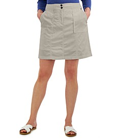 Plus Size Skort, Created for Macy's