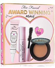 Receive a FREE Award Winning Makeup Set with any $65 Too Faced purchase!