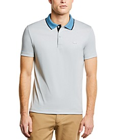 Men's Regular-Fit Pima Cotton Polo Shirt