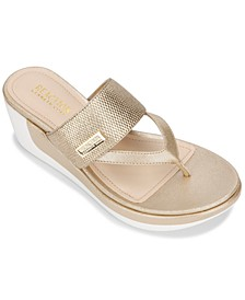 Women's Pepea Wedge Sandals