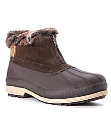 Women's Lumi Ankle Zip Cold Weather Boots