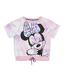 Girls Big Minnie Short Sleeve Top