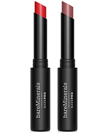 2-Pc. BarePro Longwear Lipstick Gift Set, Created for Macy's
