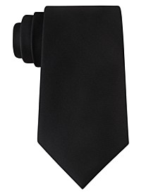 Men's Slim Solid Iridescent Tie