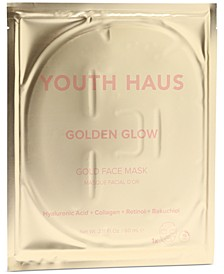 Youth Haus Golden Glow Gold Face Mask