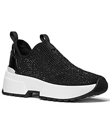 Cosmo Stretch Slip-On Sneakers
