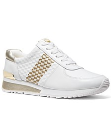 Women's Allie Wrap Trainer Sneakers