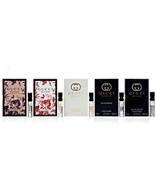 Gucci Fragrance Sampler Box