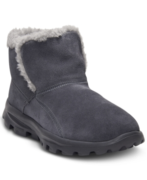 Skechers Women's On The Go Chugga Comfort Boots from Finish Line plus size,  plus size fashion plus size appare