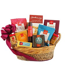 Savory and Sweet Snacker Gift Basket