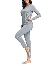 Women's Top and Legging Set