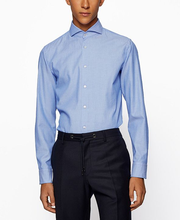 Hugo Boss BOSS Men's Jemerson Slim-Fit Shirt