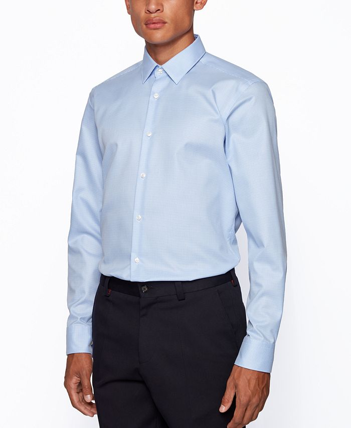 Hugo Boss - Men's Eliott Regular-Fit Shirt