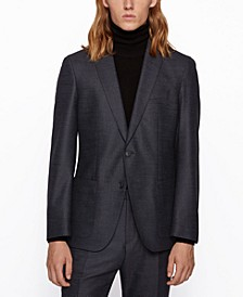 BOSS Men's Haeven Slim-Fit Jacket
