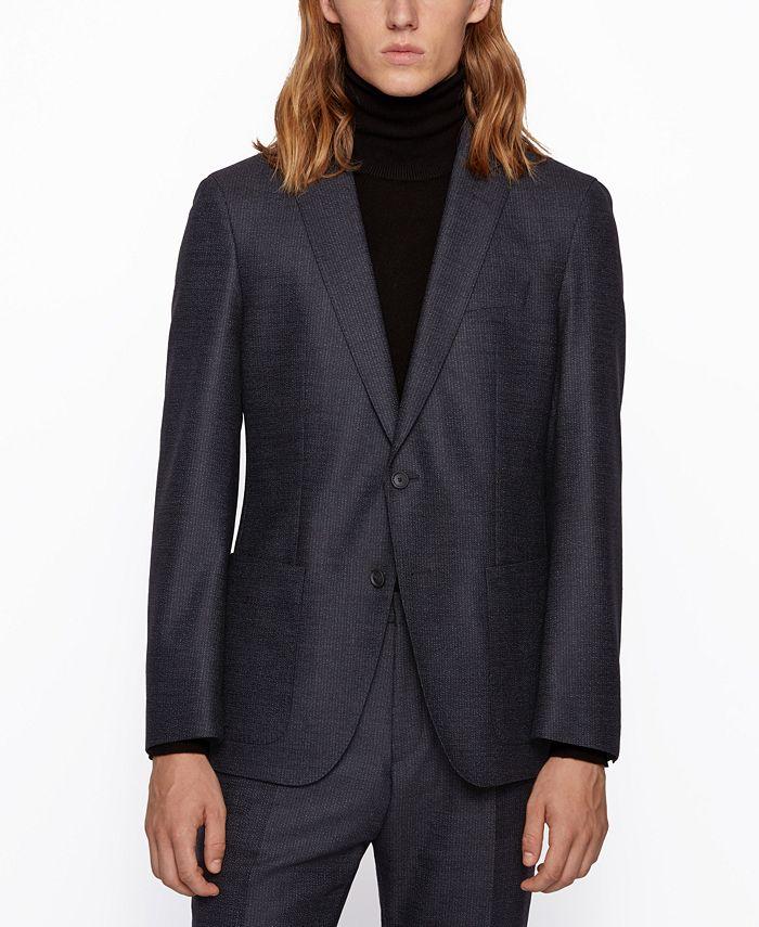 Hugo Boss - Men's Haeven Slim-Fit Jacket