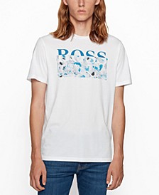 BOSS Men's Thady Regular-Fit T-Shirt
