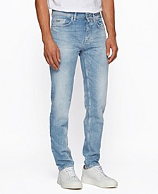 BOSS Men's Taber Tapered-Fit Jeans