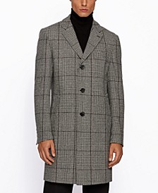 BOSS Men's Nye2 Slim-Fit Blazer Coat