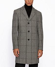 BOSS Men's Nye2 Slim-Fit Blazer Coat