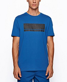 BOSS Men's Teeonic Regular-Fit Jersey T-Shirt