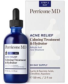 Acne Relief Calming Treatment & Hydrator, 2-oz.
