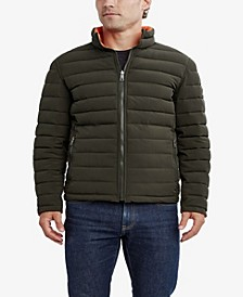 Men's Big and Tall Stretch Reversible Jacket